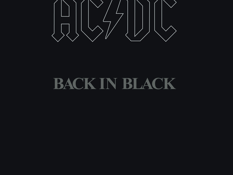 "This Week's Featured Album: ""Back in Black"" by AC/DC"