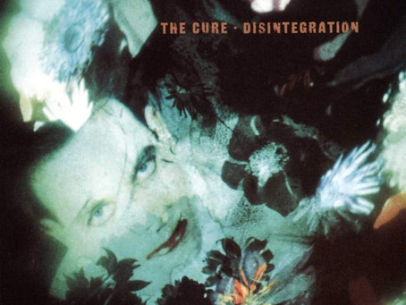 """This Week's Featured Album: """"Disintegration"""" by The Cure"""