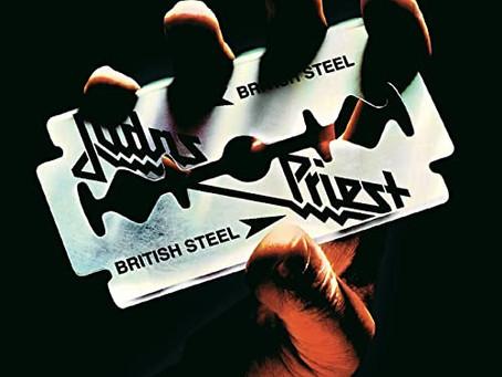 """This Week's Featured Album: """"British Steel"""" by Judas Priest"""