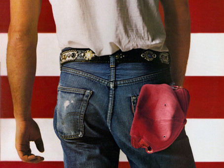 """Featured Album: """"Born in the U.S.A."""" by Bruce Springsteen"""