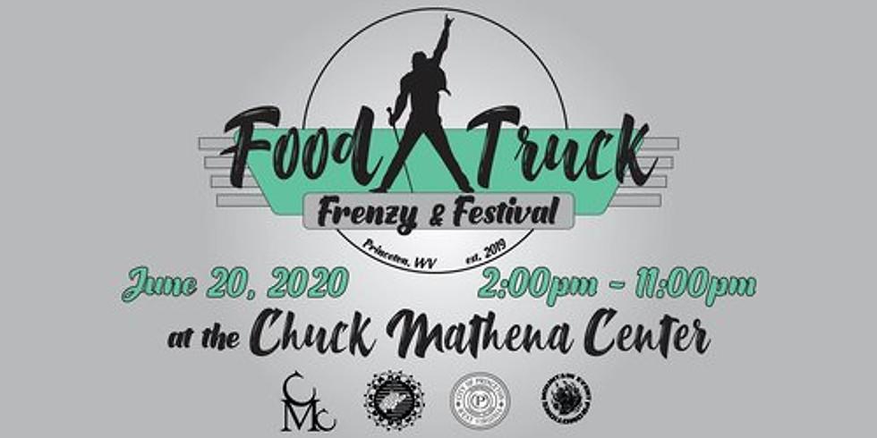 Food Truck Frenzy & Festival