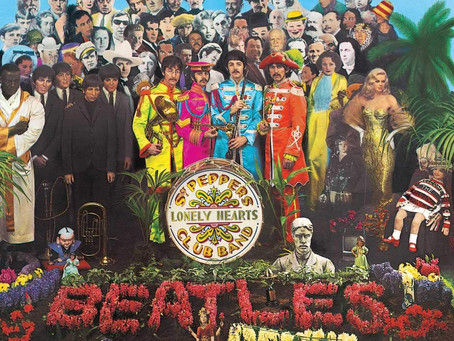 """Featured Album: """"Sgt. Pepper's Lonely Hearts Club Band"""" by The Beatles"""