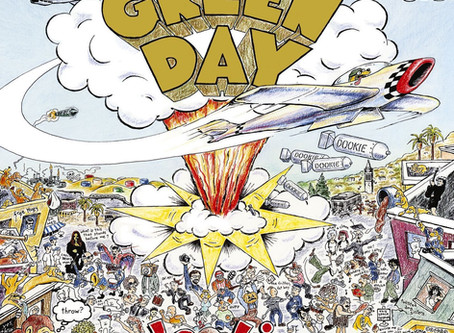 """This Week's Featured Album: """"Dookie"""" by Green Day"""