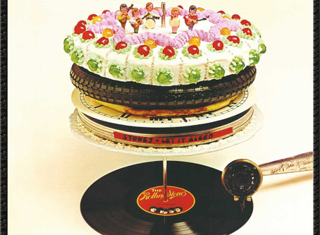 This Week's Featured Album: Let It Bleed by The Rolling Stones