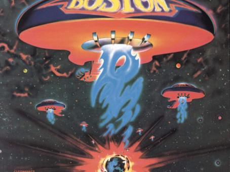 """Featured Album: """"Boston"""""""