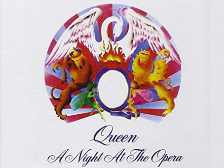 "This Week's Featured Album: ""A Night at the Opera"" by Queen"