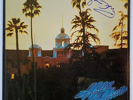 "This Week's Featured Album: ""Hotel California"" by The Eagles"