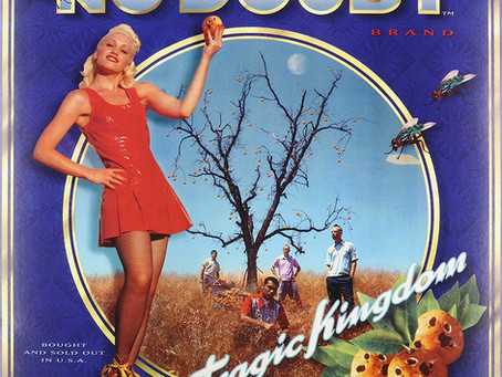"""This Week's Featured Album: """"Tragic Kingdom"""" by No Doubt"""