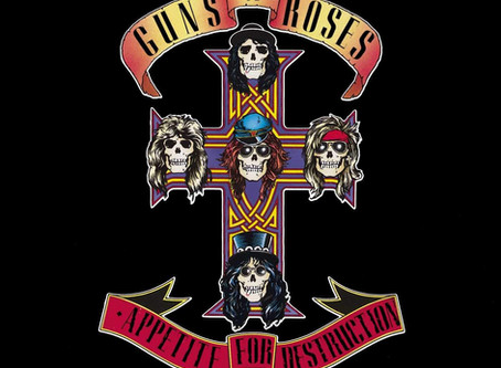 """This Week's Featured Album: """"Appetite for Destruction"""" by Guns N' Roses"""