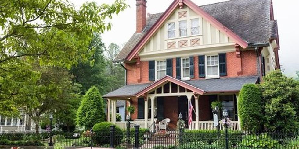 Historic Bramwell Homes Tour