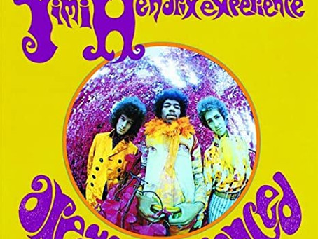 "This Week's Featured Album: ""Are You Experienced?"" by The Jimi Hendrix Experience"