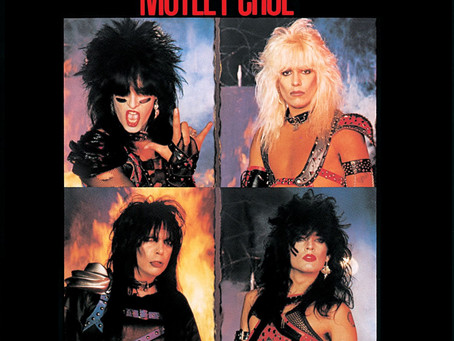 "This Week's Featured Album: ""Shout at the Devil"" by Mötley Crüe"