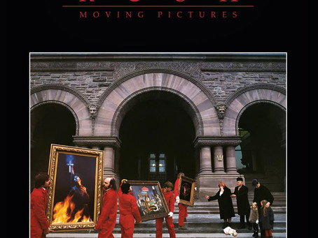 """This Week's Featured Album: """"Moving Pictures"""" by Rush"""