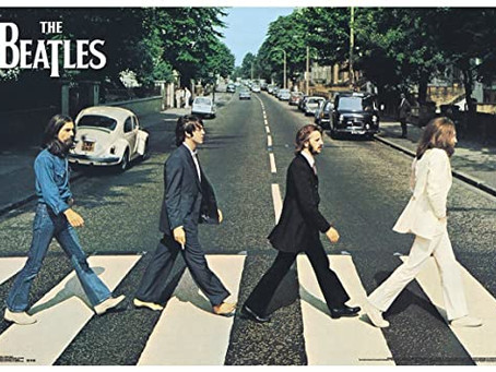 """This Week's Featured Album: """"Abbey Road"""" by The Beatles"""
