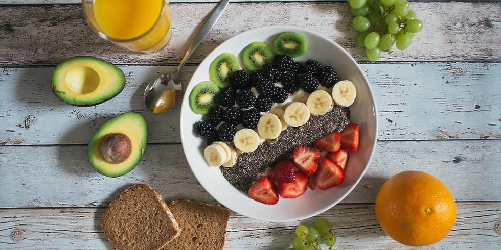 Nutrition et saines habitudes de vie   6 ateliers   inscription obligatoire