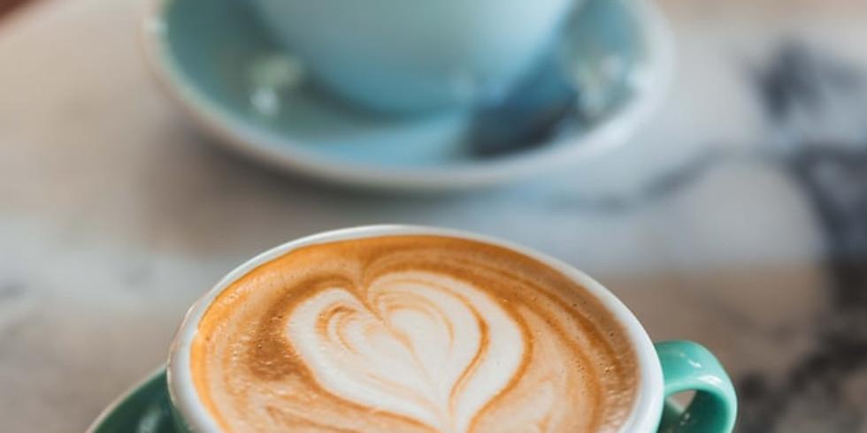 Pause café   1 rencontre par mois   Inscription obligatoire
