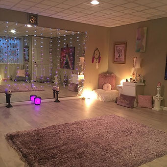 Manifestation Yoga Coach studio