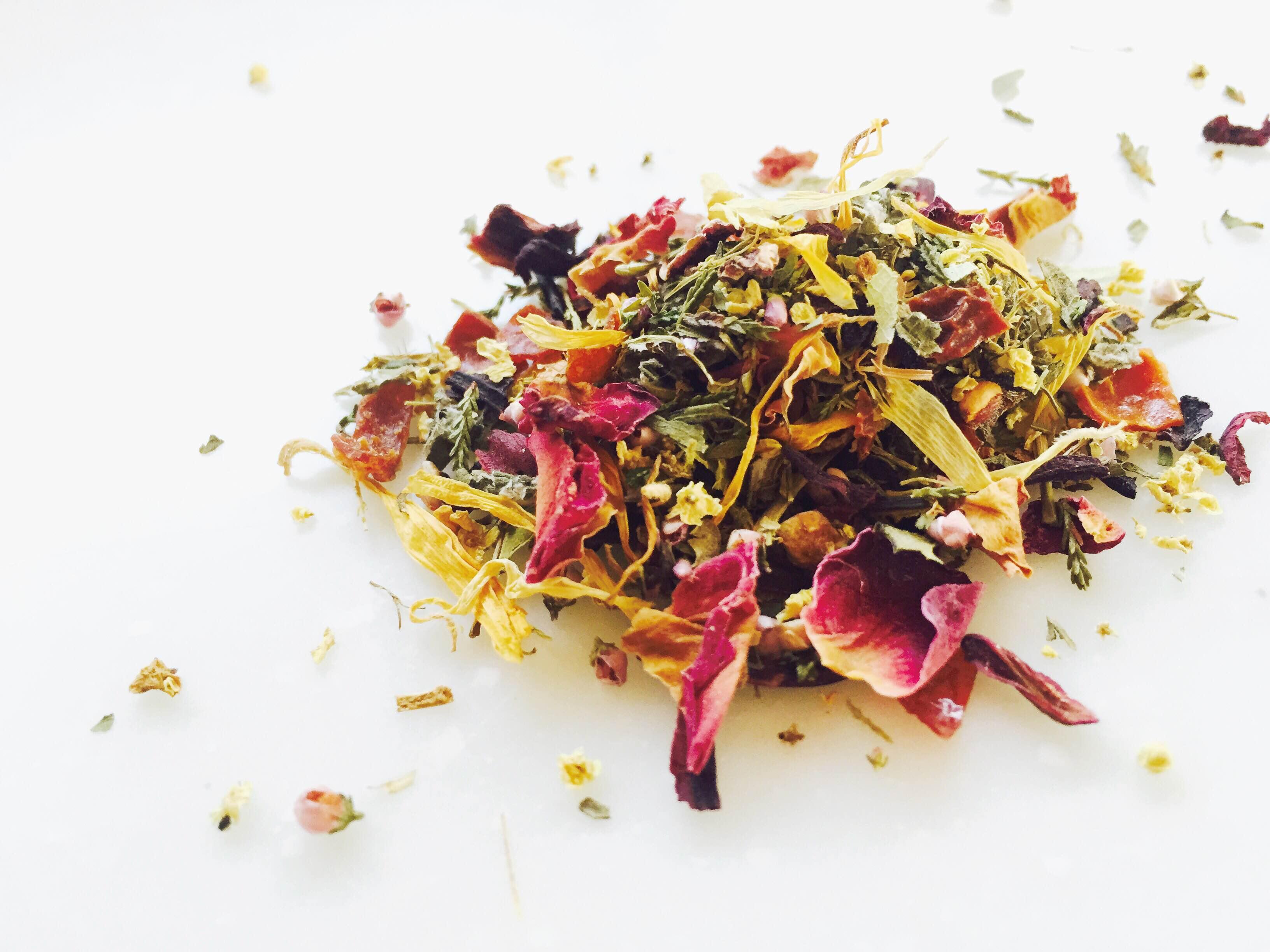 ハーブティーyado 茶葉バランス&ビューティー