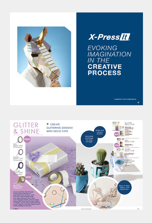 iii Catalog 2017 - Xpress It Section