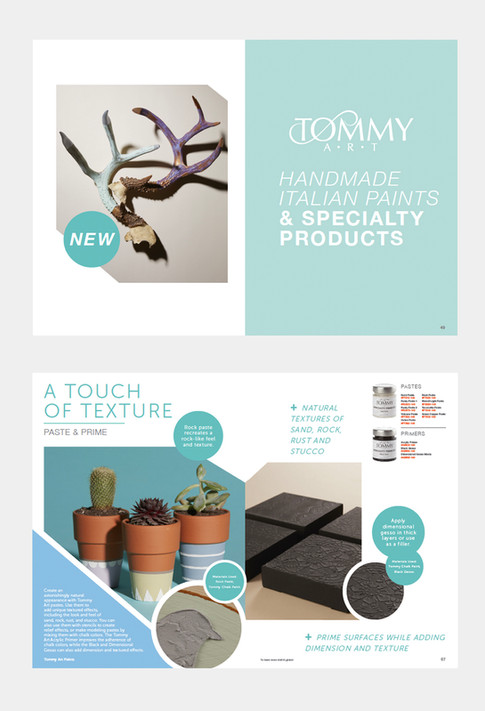 iii Catalog 2017 - Tommy Art Section
