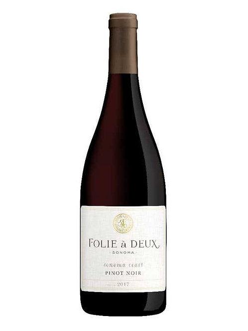 Folie a Deux Sonoma Coast Pinot Noir