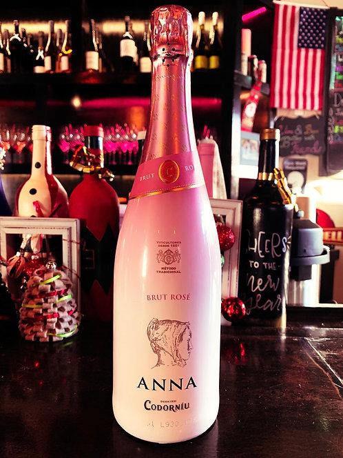 Anna Cava Brut Rose, Spain