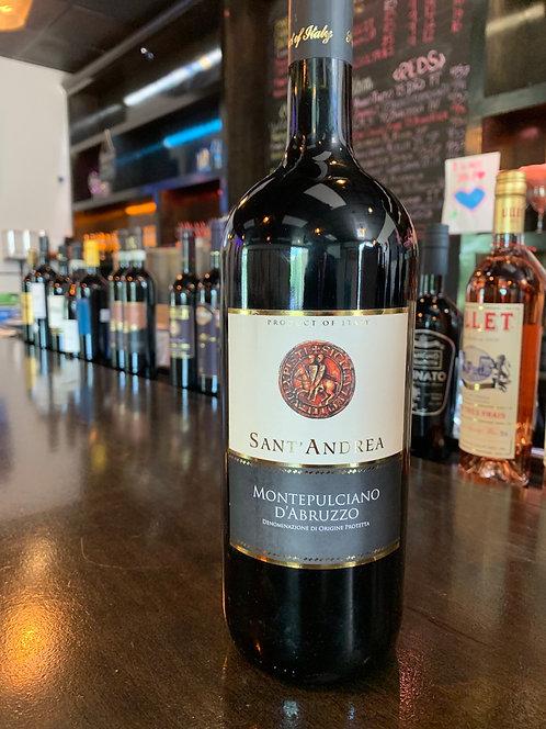 Sant' Andrea Montepulciano d'Abruzzo - 1.5 Liter Bottle