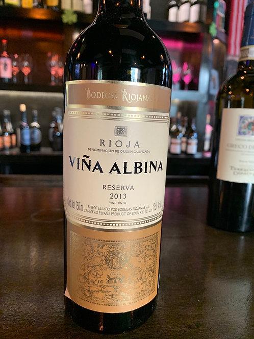 Vina Alnina Reserva Rioja