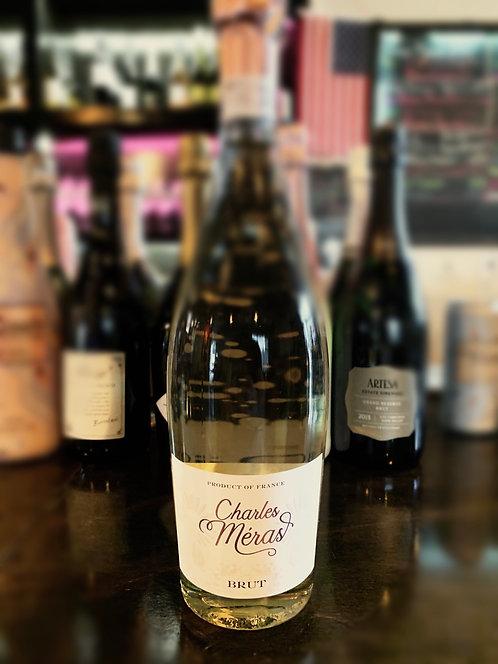 Charles mèras Brut (100% Chardonnay)