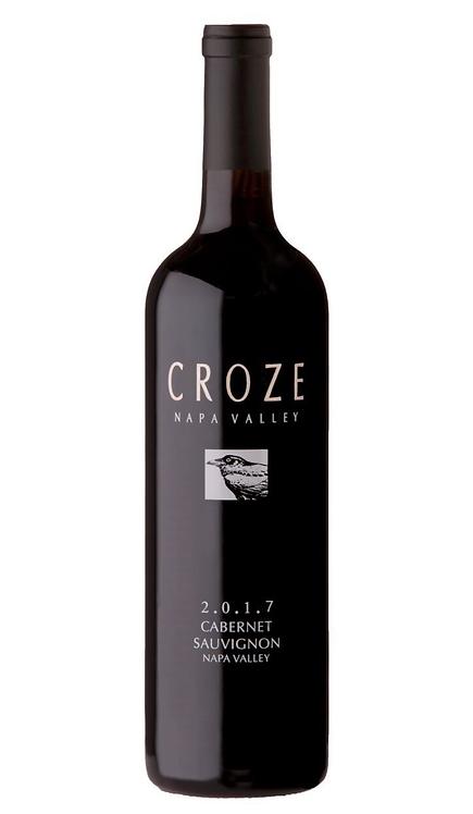 Croze Cab Sauv 2017
