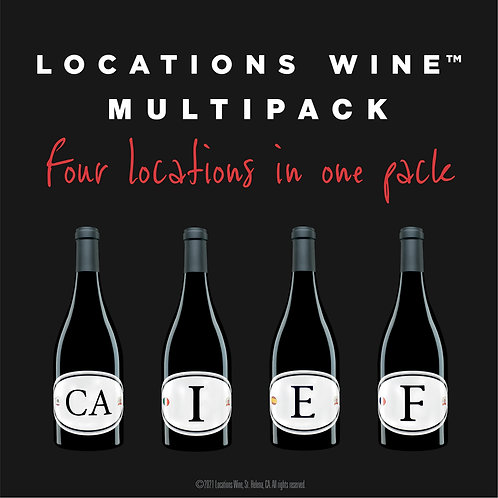Locations Wine Multipack