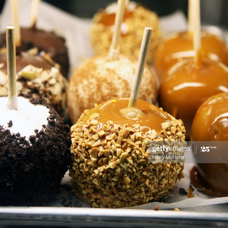 Harvest Candy Apple & Wine Pairing Event