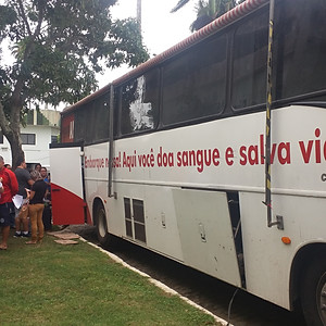 Projeto Vida Sem Fronteiras - Doação de Sangue