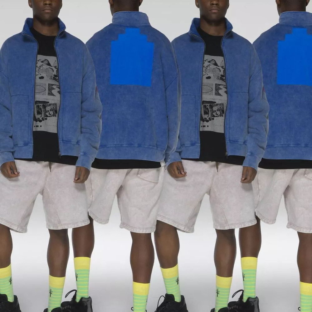 Fashion brand Cav Empt streetwear collection