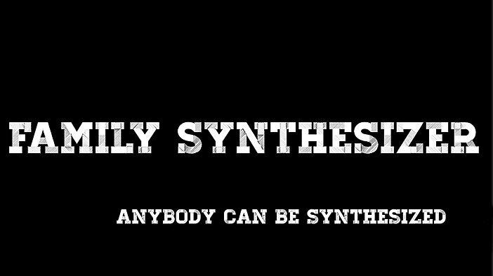 edgarundallan edgar&allan family synthesizer schredder