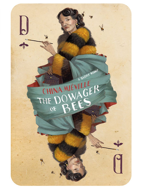 The Dowager of Bees - Limited Edition print
