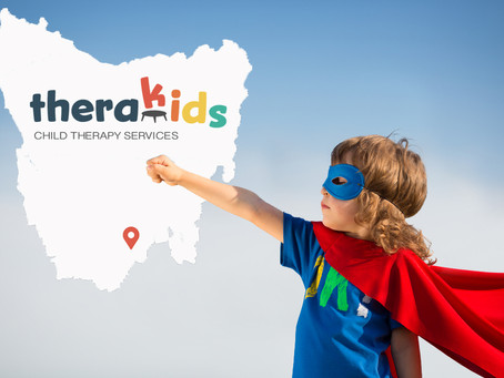 NEW! therakids arrives in the Huon Valley
