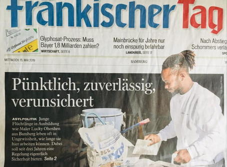 Bericht Fränkischer Tag
