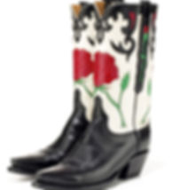 Black Cowboy Boots with Red Rose_edited.