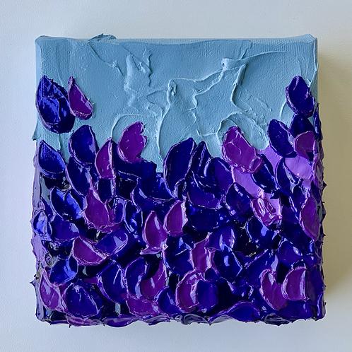 """Purple Mini ( 5"""" x 5"""")"""