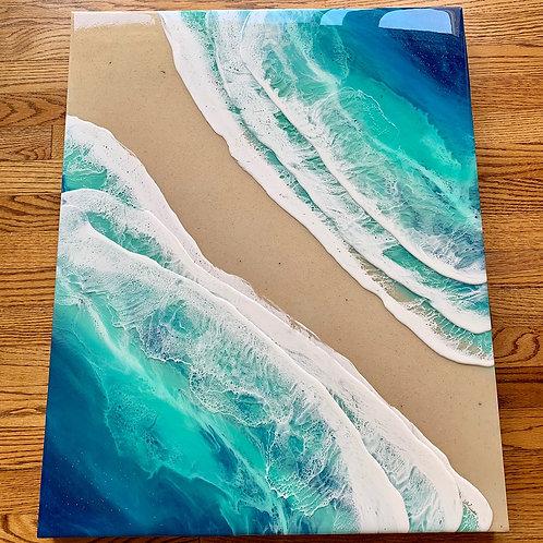 Still I Rise (Bahamas Sand)
