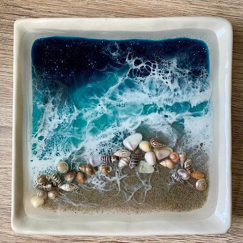 Seashell Trinket Dish
