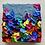 """Thumbnail: Funfetti Grey Mini (6"""" x 6"""")"""