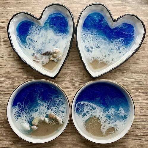 Sand Trinket Dishes