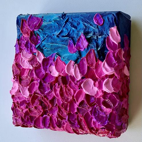 """Pink Funfetti Mini (5"""" x 5"""")"""