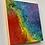 "Thumbnail: Chasing Rainbows 2 (8""x8""x 7/8"")"