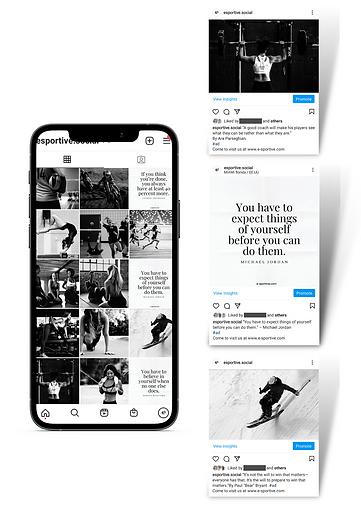 E-sportive-Instagram-sport-content