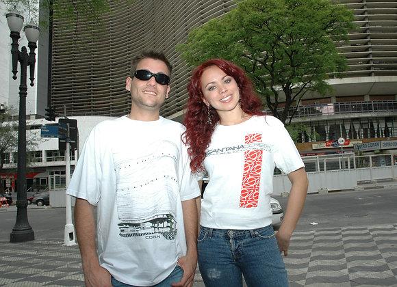 Coleção São Paulo e camiseta Santana Screen1989