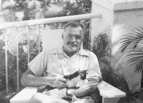 A lista de leitura de Hemingway (e seus conselhos a um jovem escritor)