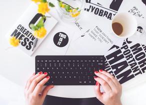 Hábito de escrita: 4 dicas para criar uma rotina sólida